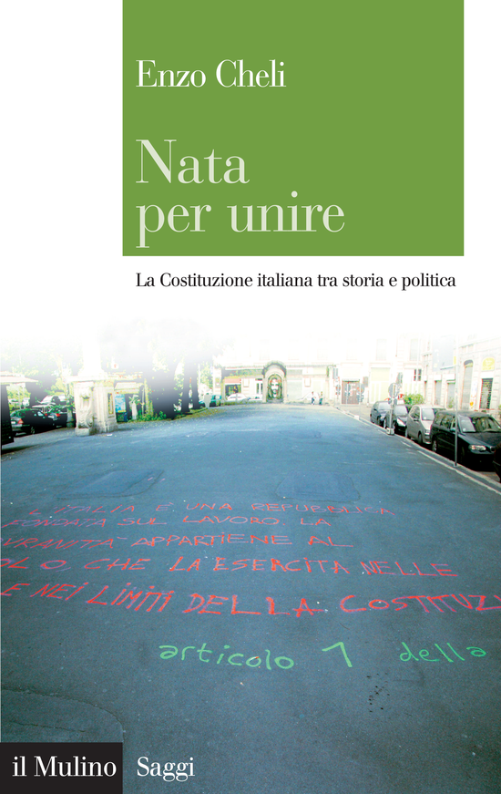 Copertina del libro Nata per unire